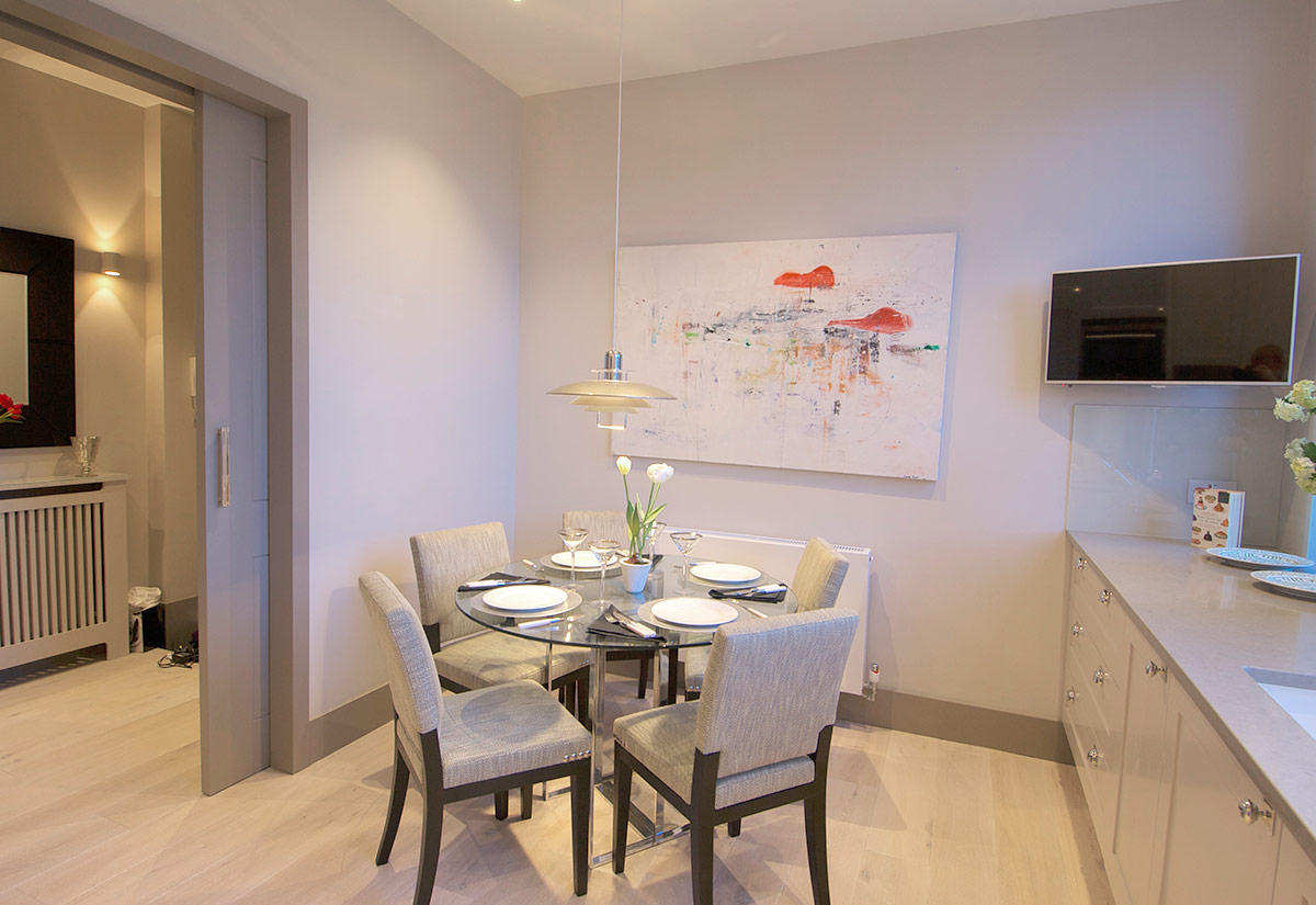 Realtime AV case study - Pimlico apartment